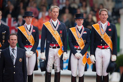 CHE Rotterdam2011- equipe anglaise largeL