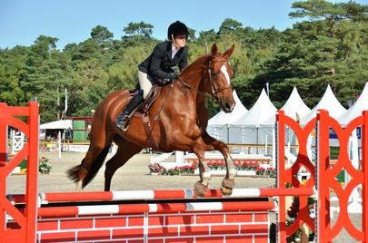 GS2011-Hunter 4 ans-HOLLYWOOD STAR Gina Duchmann largeL