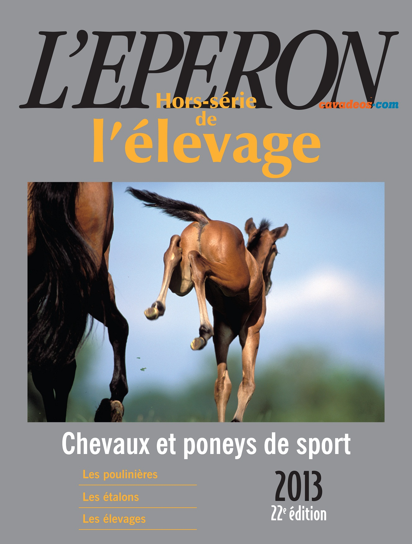 hors serie elevage