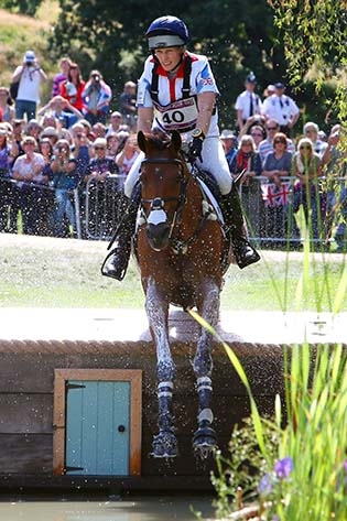 londres Zara Phillips et High Kingdom