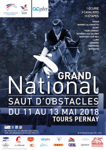 Affiche GN Tours Pernay 2018 largeP