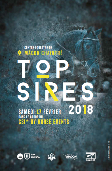Affiche Top Sires 2018