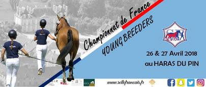 Affiche Young Breeders 2018 largeL