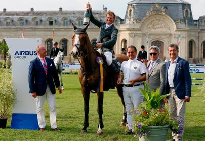 chantilly 2014 Cameron Hanley et Antello Z  largeL