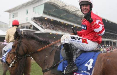 Coneygree a remporté la Gold Cup largeL