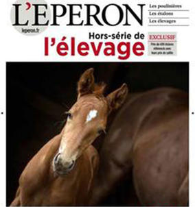 couv hors serie eperon largeP