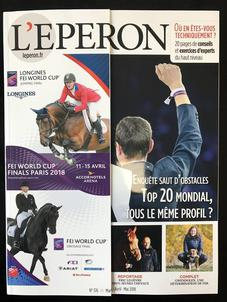 Couverture n°376 largeP