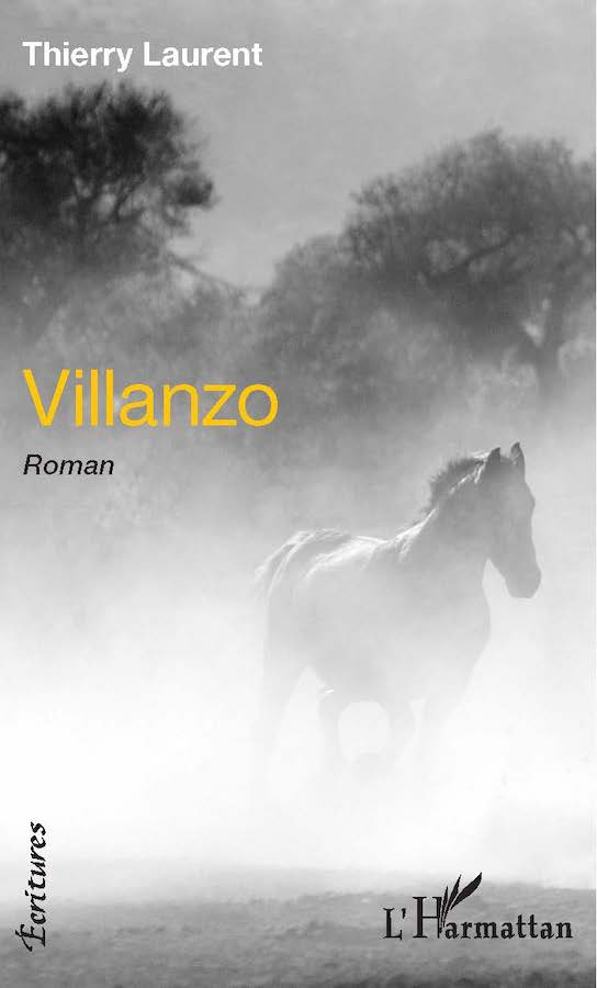 Couverture Villannzo Thierry Laurent