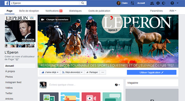 facebook eperon illustr
