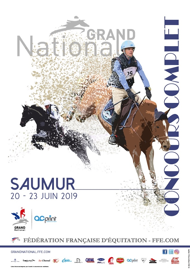 Grand National  Saumur CCE 2019