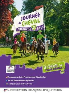 journee du cheval affiche largeP
