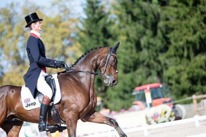 pau 2014 William Fox Pitt et Seacookie  largeL