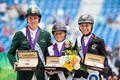 Podium individuel concours complet Tryon 2018 smallL