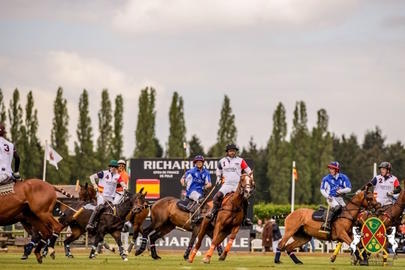 Polo Chantilly 2017  largeL