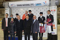 saint lo Le podium du Grand Prix du Grand National  mediumL