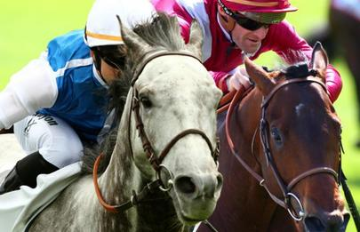 Solow et Make Believe largeL