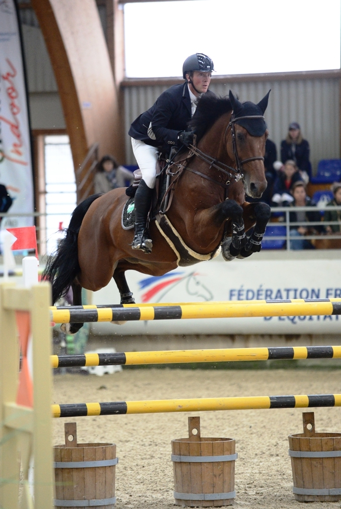 Thomas Leveque et Seurat Galotiere Grand Indoor Mâcon 2019