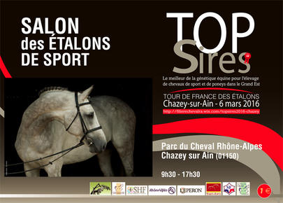 top sires 2016 affiche largeL