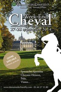 week end cheval chantilly largeP