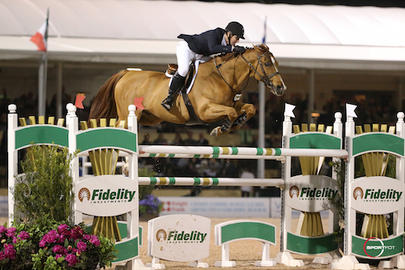 wellington 2016 McLain Ward et Rothchild largeL